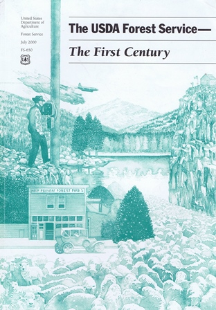 usda forest service the first century