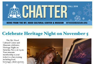 Chatter Fall 2016