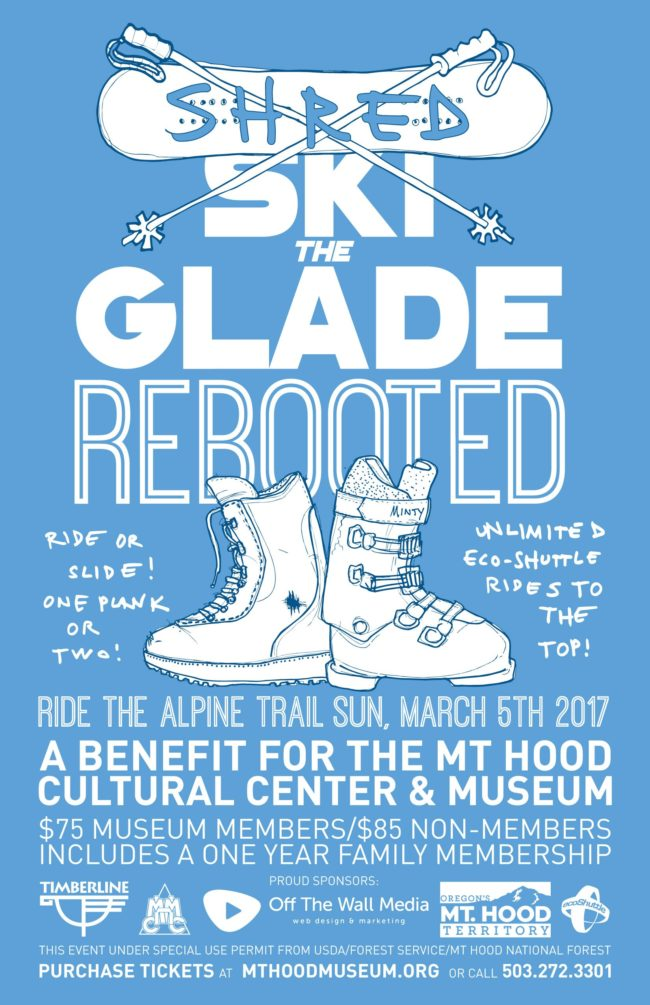 Ski the Glade Rebooted March 5, 2017