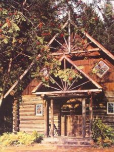 SOCIAL HISTORY HAPPY HOUR- History of Mount Hood's Steiner Cabins @ Mt Hood Museum, Government Camp, OR